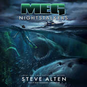 Meg: Nightstalkers, by Steve Alten