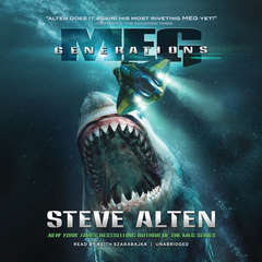 Meg: Generations Audiobook, by Steve Alten
