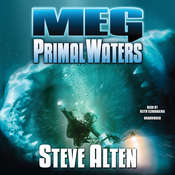 Meg: Primal Waters Audiobook, by Steve Alten