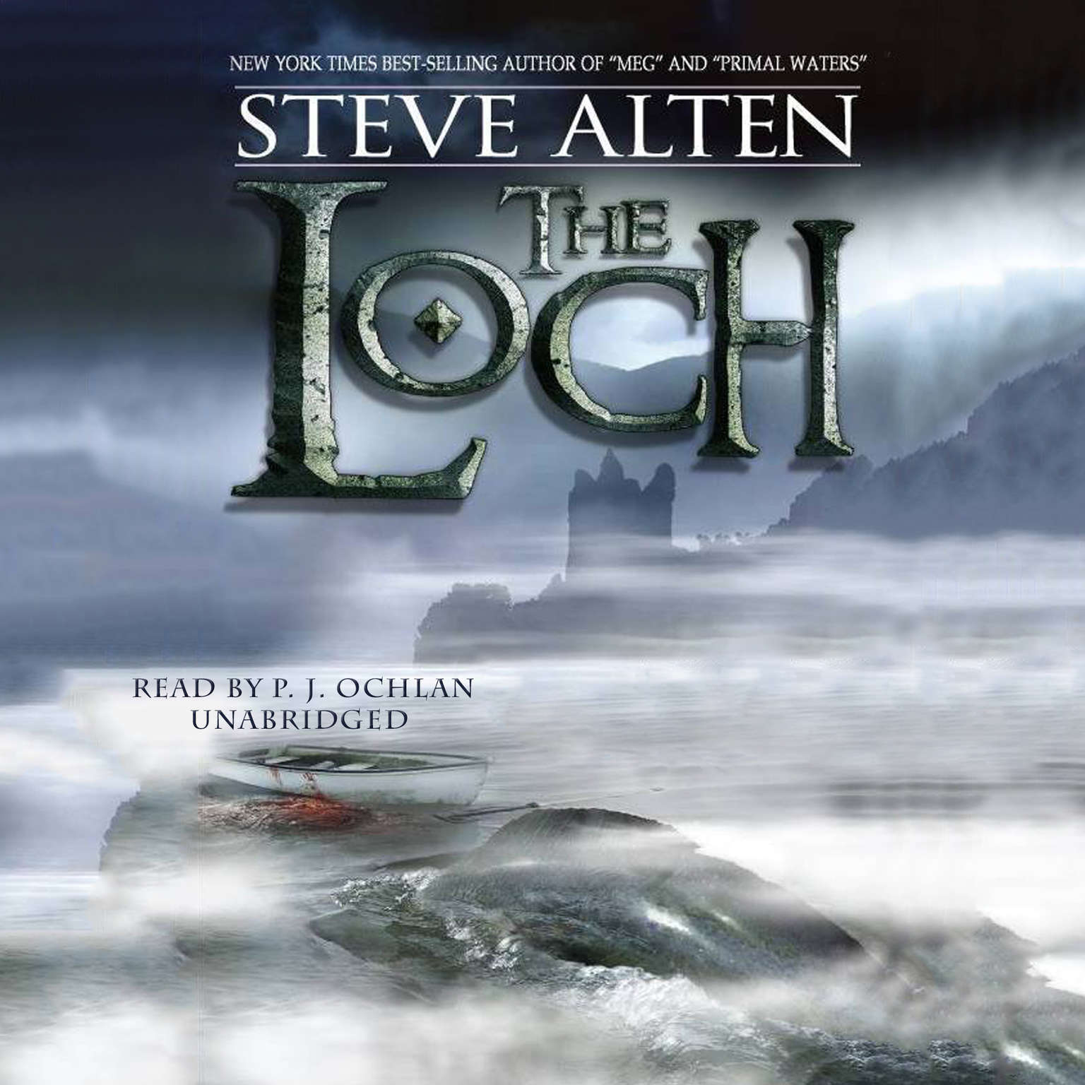Printable The Loch Audiobook Cover Art