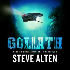 Goliath Audiobook, by Steve Alten