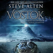 Vostok Audiobook, by Steve Alten