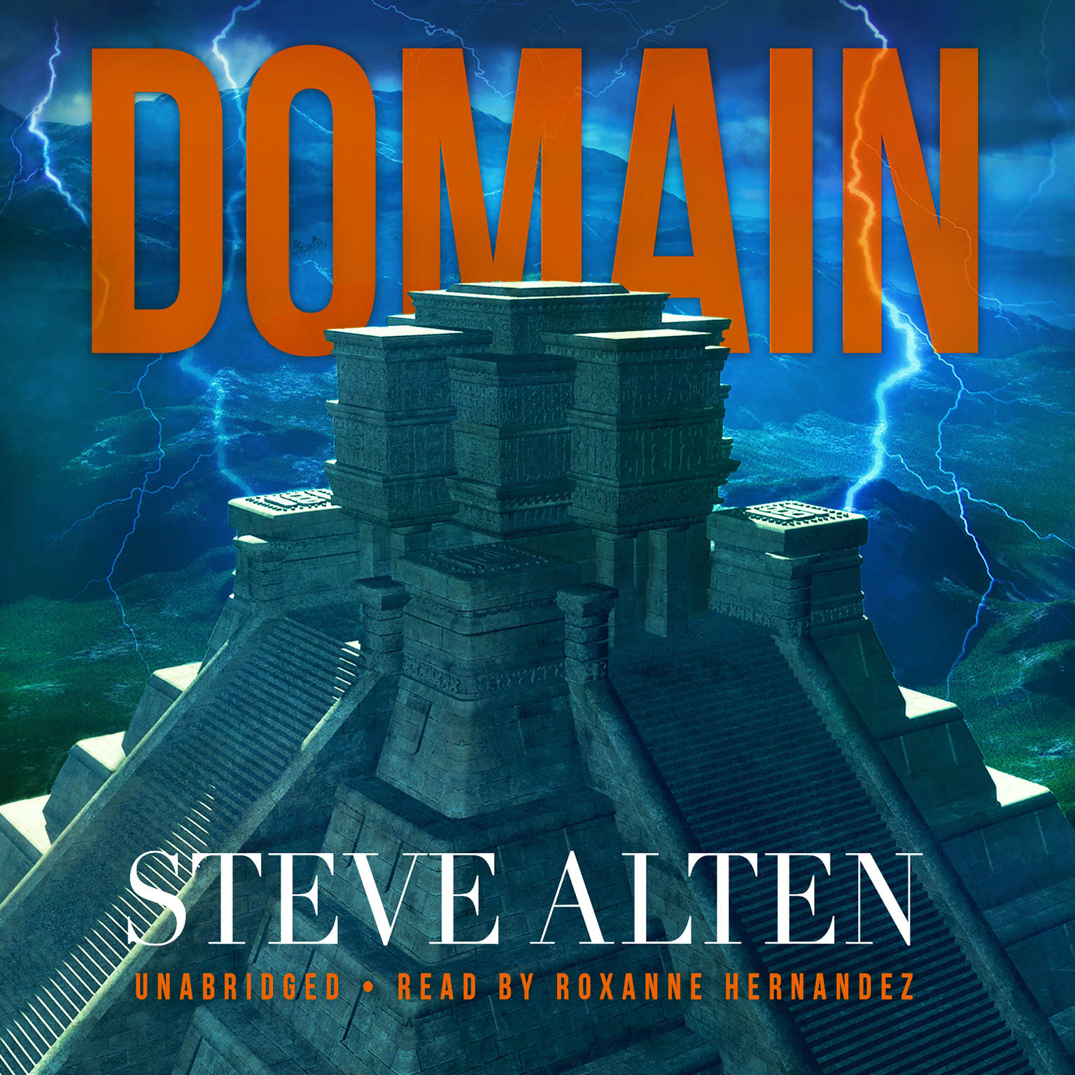 Printable Domain Audiobook Cover Art