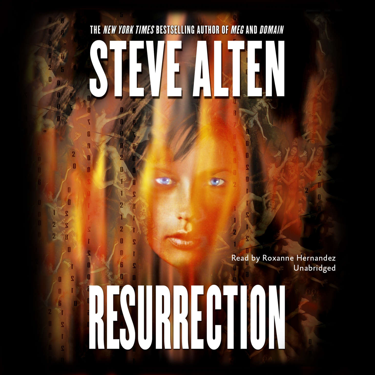 Printable Resurrection Audiobook Cover Art
