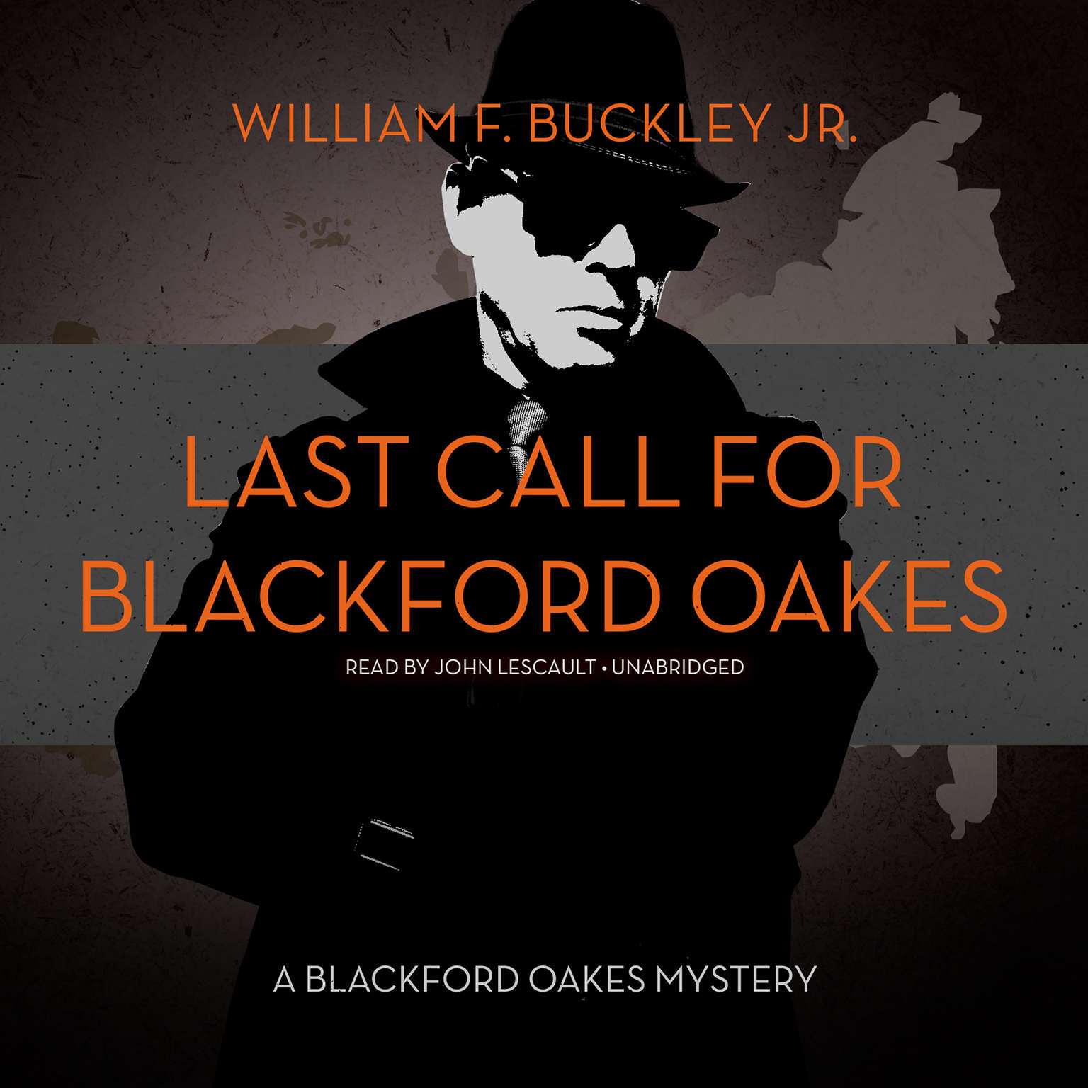 Printable Last Call for Blackford Oakes: A Blackford Oakes Mystery Audiobook Cover Art