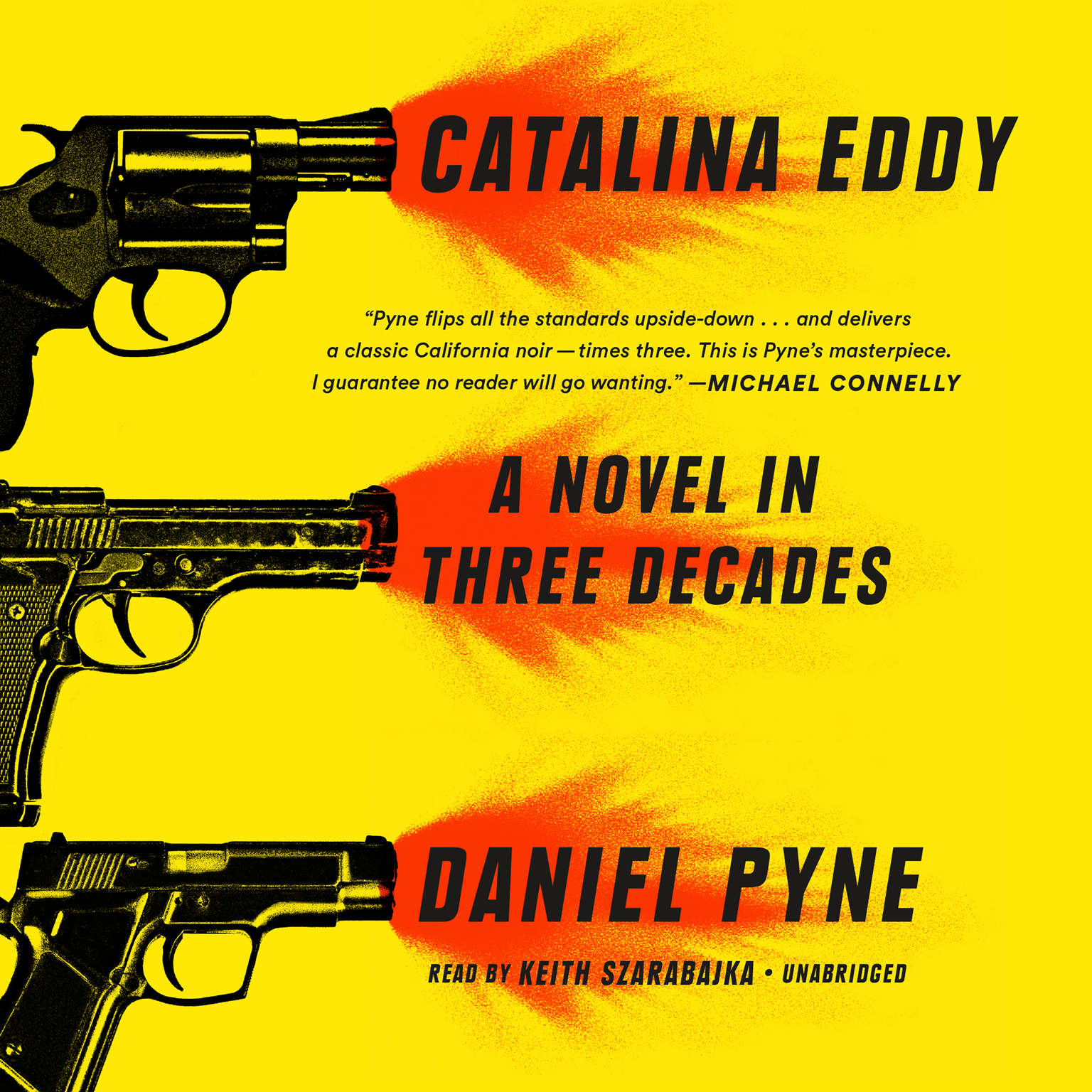 Printable The Catalina Eddy: A Novel in Three Decades Audiobook Cover Art