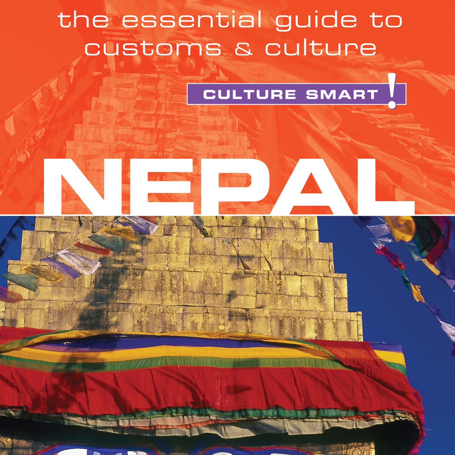 Printable Culture Smart! Nepal: The Essential Guide to Customs & Culture Audiobook Cover Art