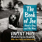 The Book of Joe: About a Dog and His Man Audiobook, by Vincent Price