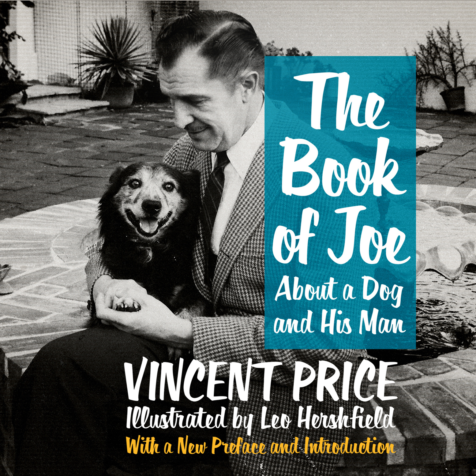 Printable The Book of Joe: About a Dog and His Man Audiobook Cover Art