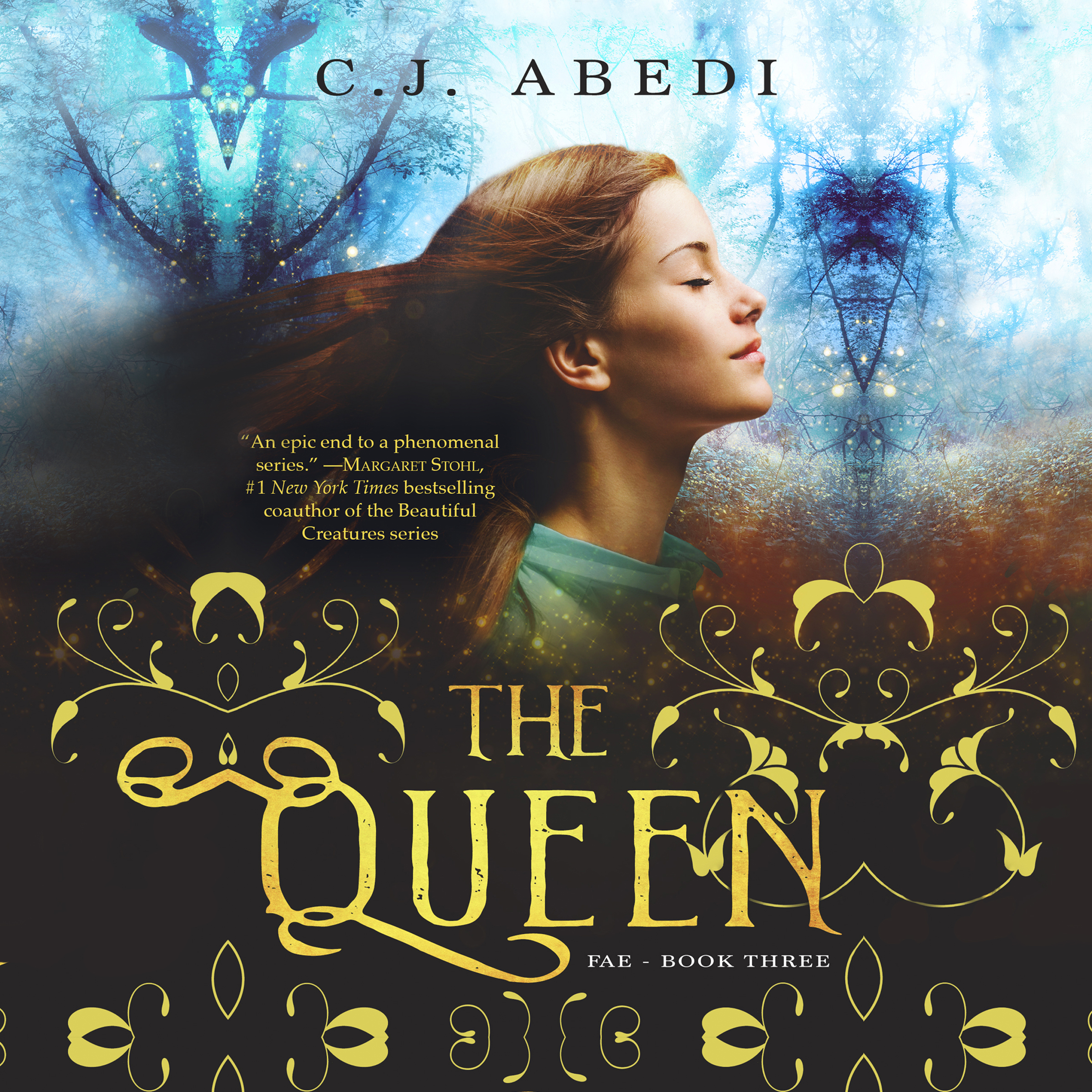 Printable The Queen Audiobook Cover Art
