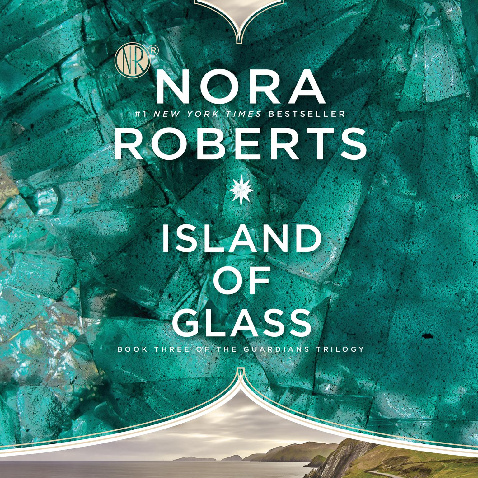 Printable Island of Glass Audiobook Cover Art