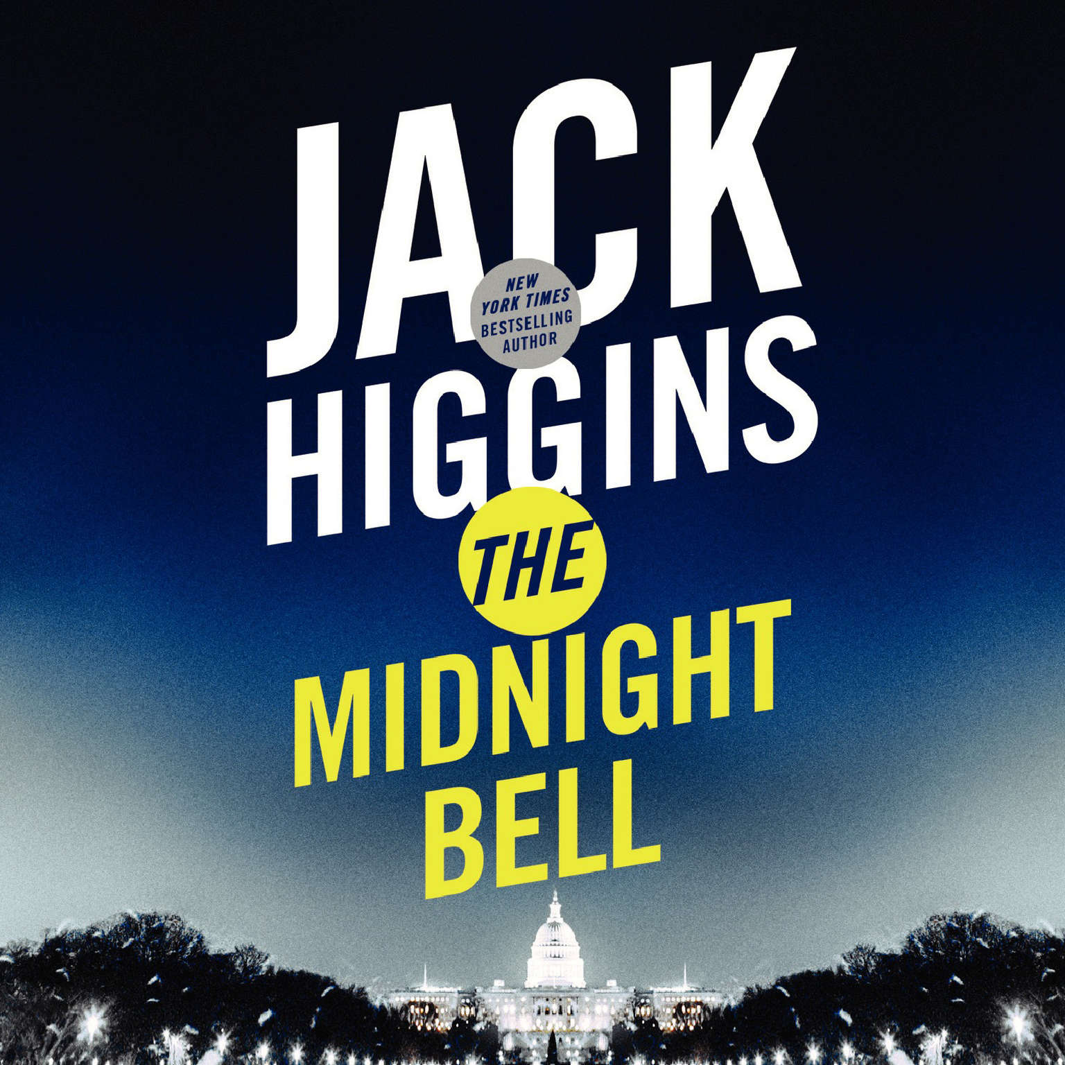Printable The Midnight Bell Audiobook Cover Art