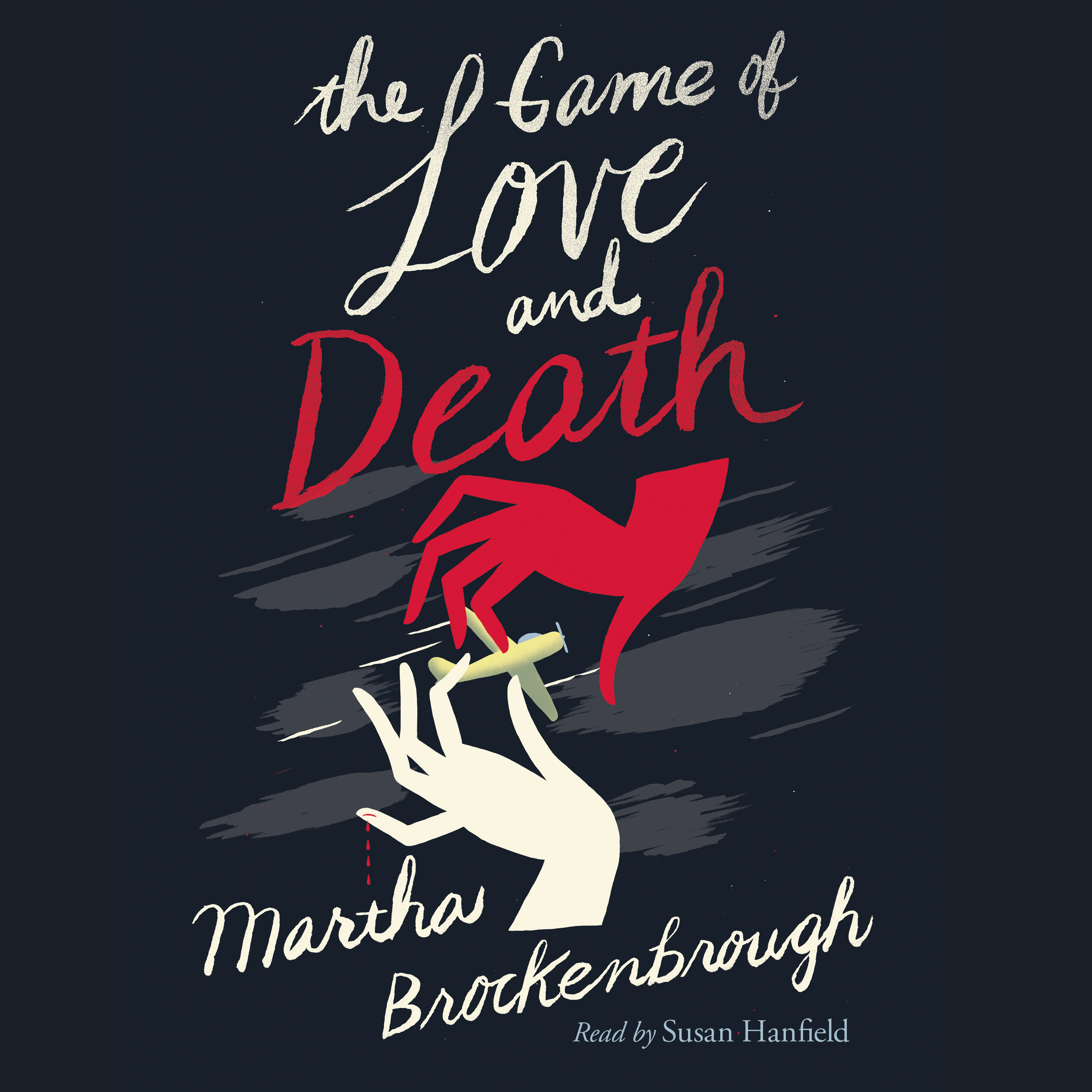 Printable The Game of Love and Death Audiobook Cover Art