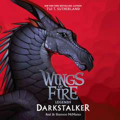 Darkstalker Audiobook, by