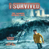 I Survived the Japanese Tsunami, 2011 Audiobook, by Lauren Tarshis