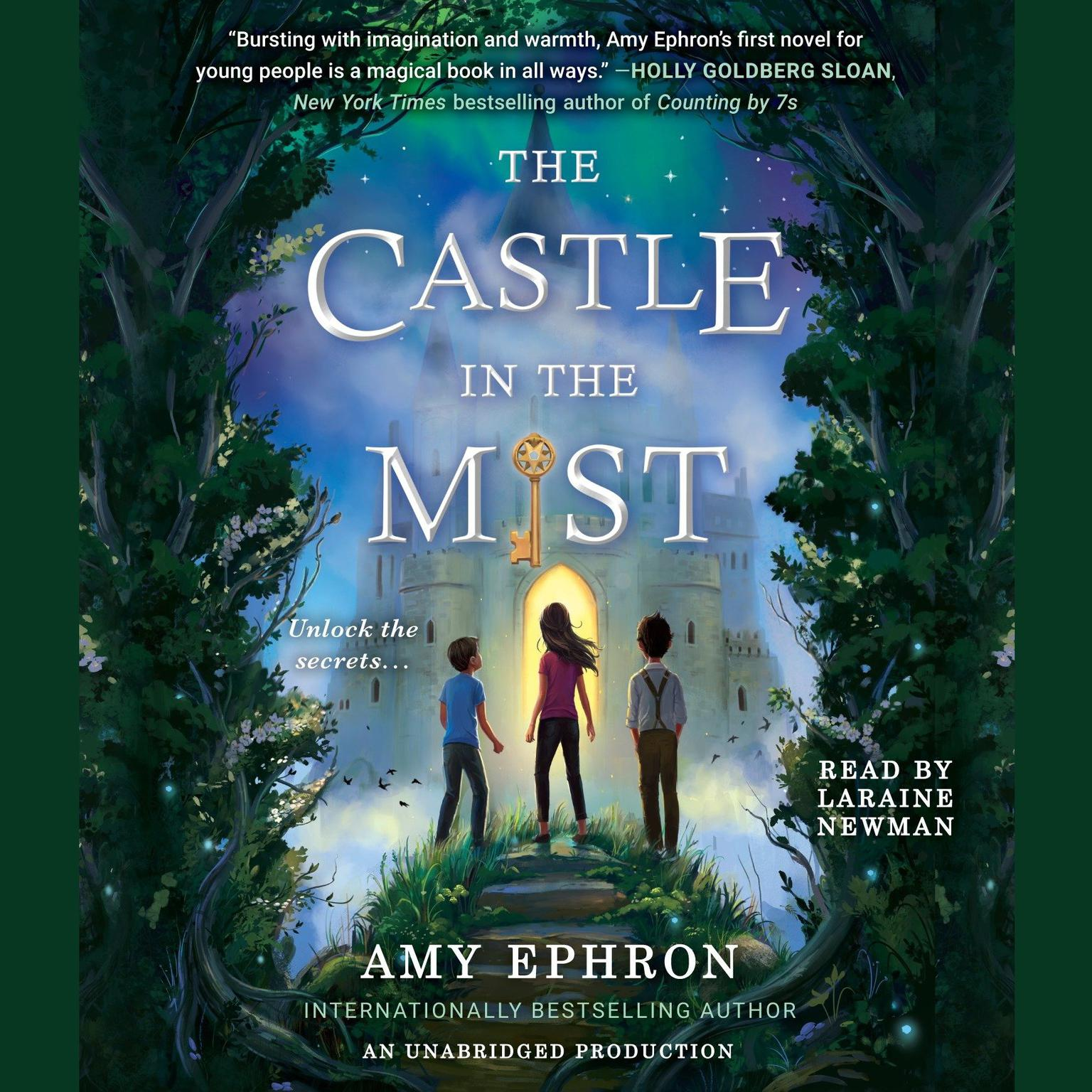 Printable The Castle in the Mist Audiobook Cover Art