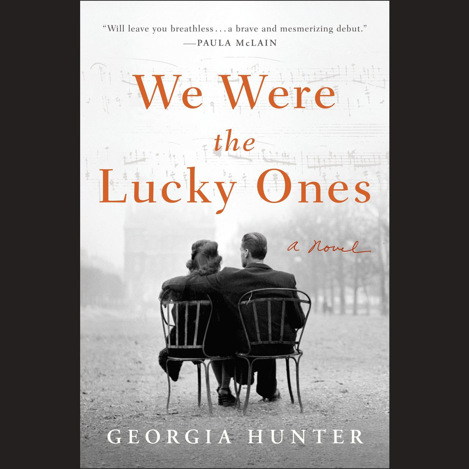 Printable We Were the Lucky Ones Audiobook Cover Art