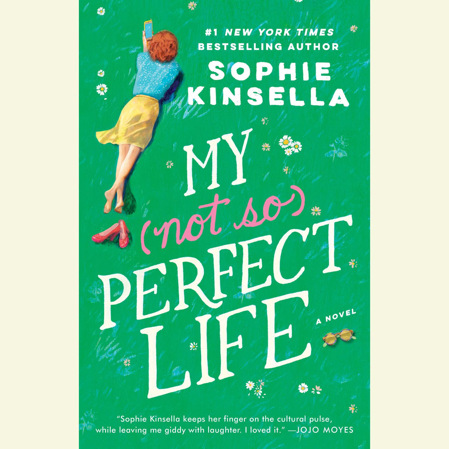 Printable My Not So Perfect Life: A Novel Audiobook Cover Art