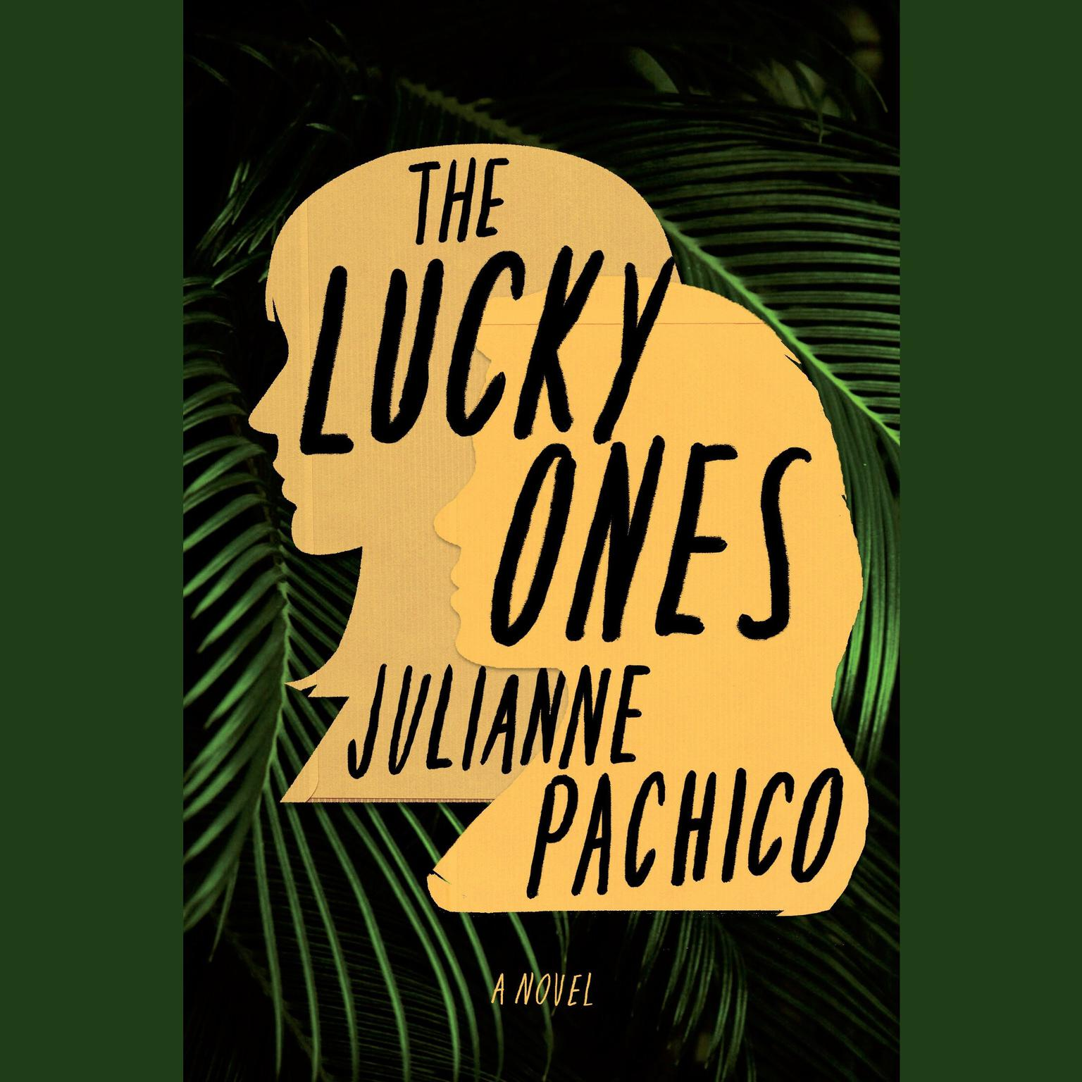 Printable The Lucky Ones: A Novel Audiobook Cover Art