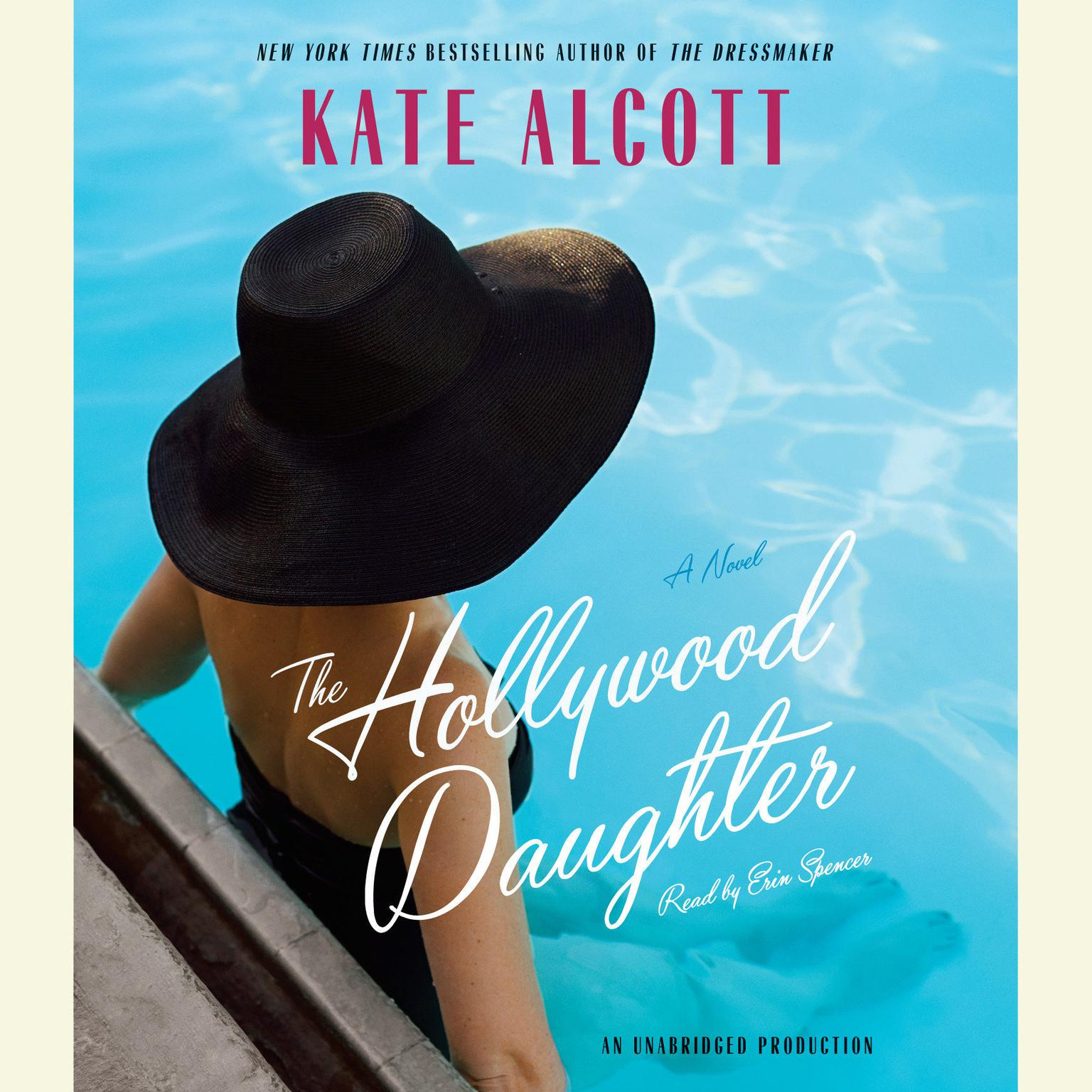 Printable The Hollywood Daughter: A Novel Audiobook Cover Art