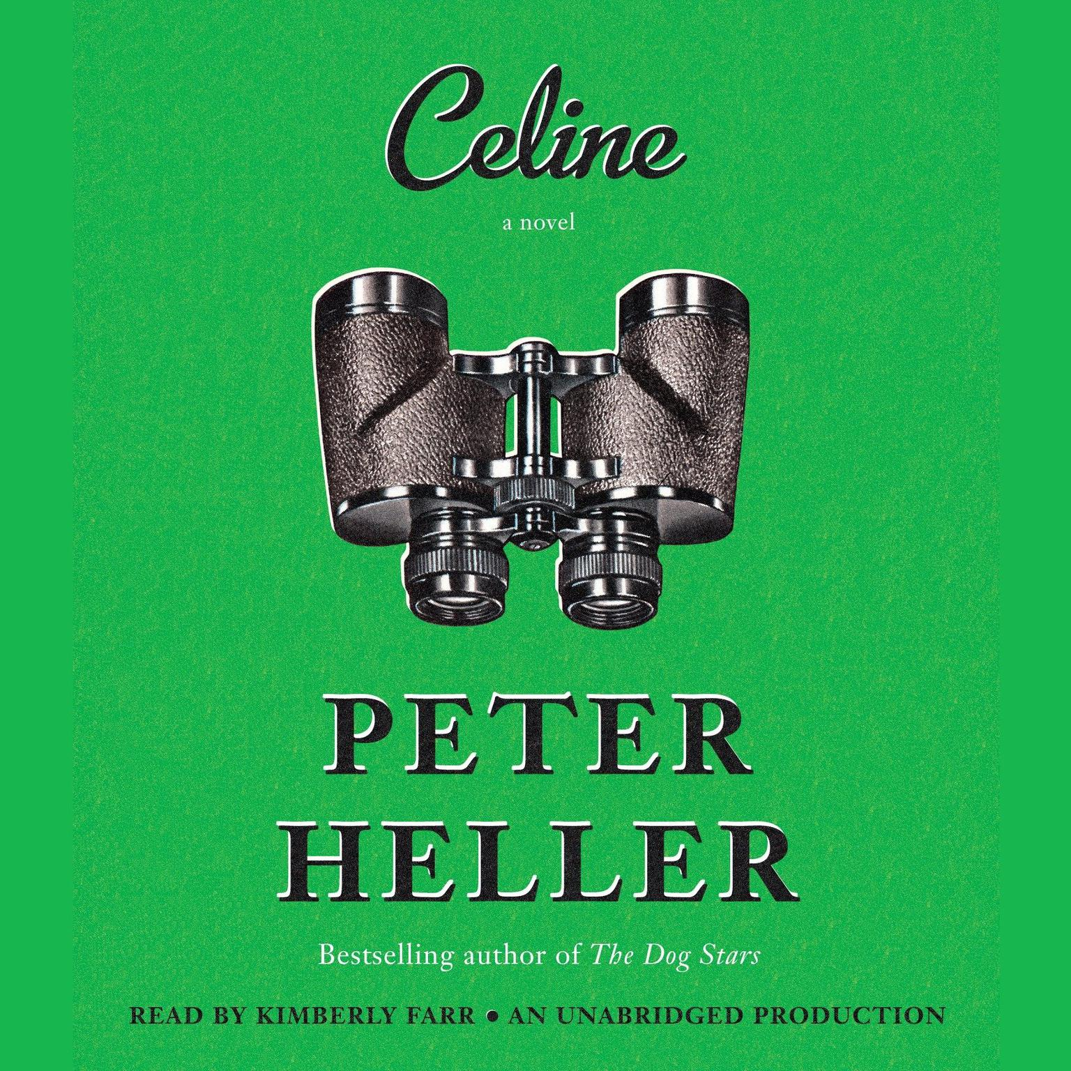 Printable Celine: A novel Audiobook Cover Art