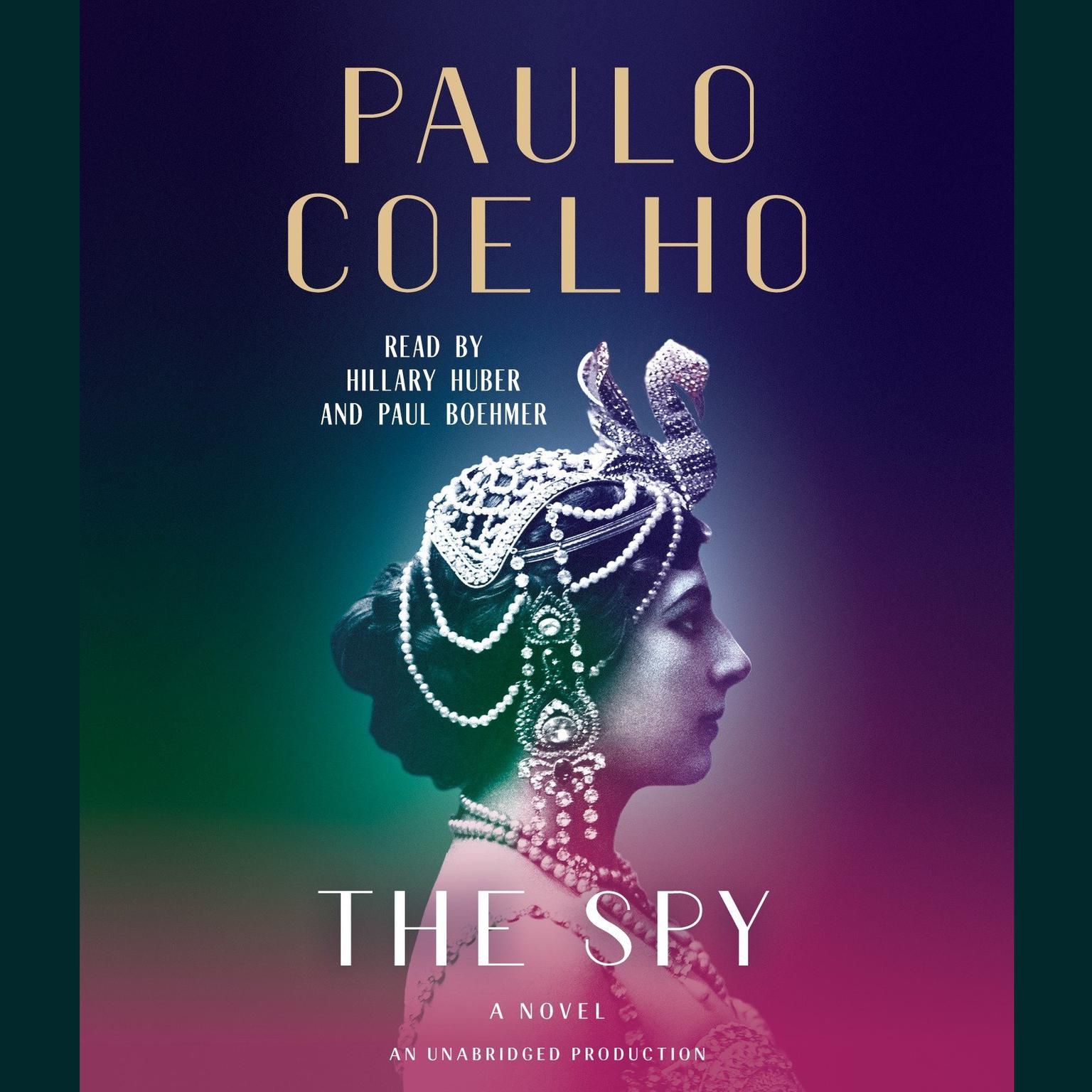 Printable The Spy: A novel Audiobook Cover Art