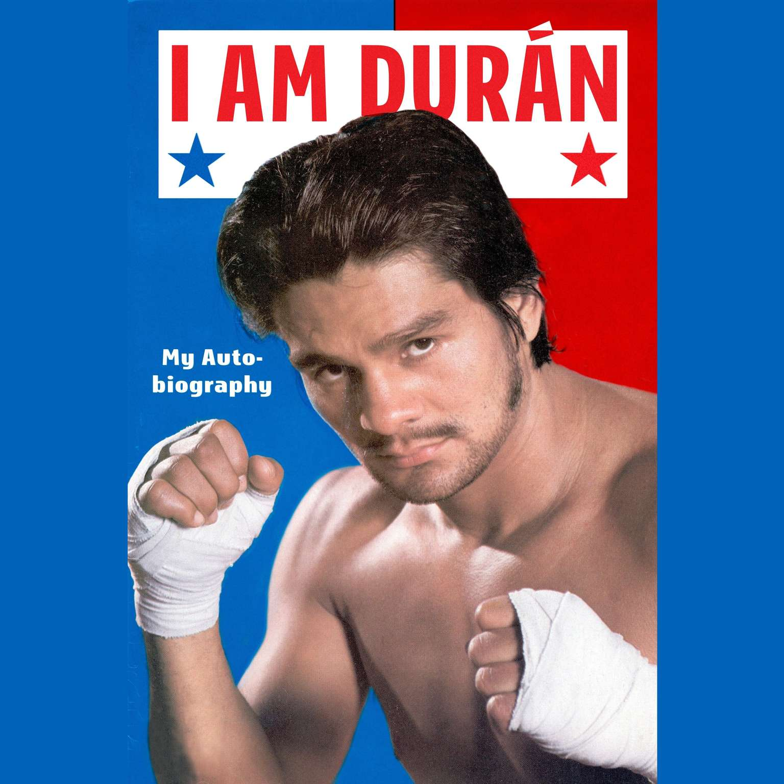 Printable I Am Duran: My Autobiography Audiobook Cover Art