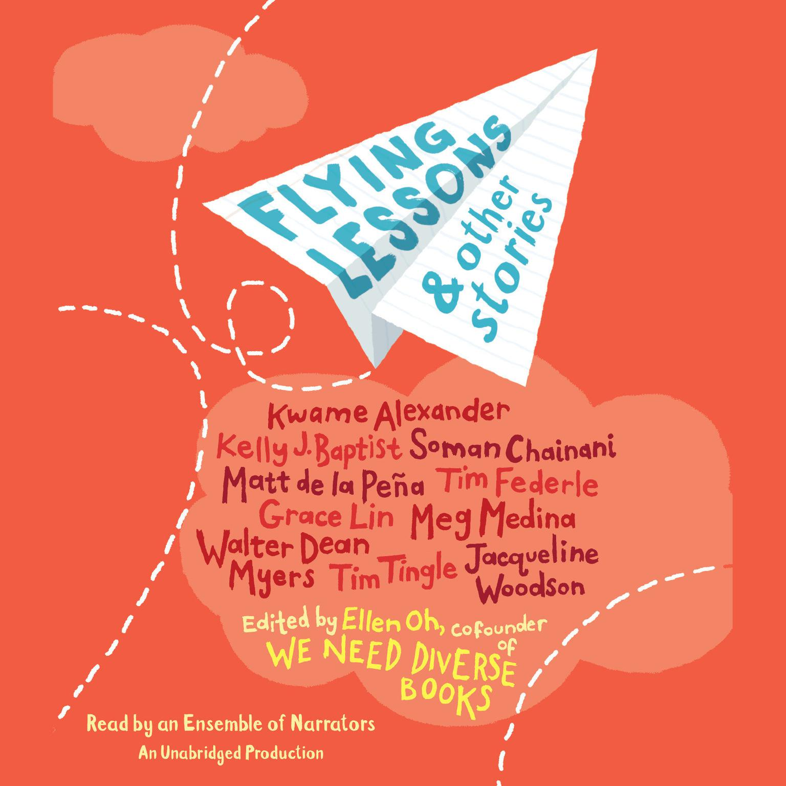 Printable Flying Lessons & Other Stories Audiobook Cover Art