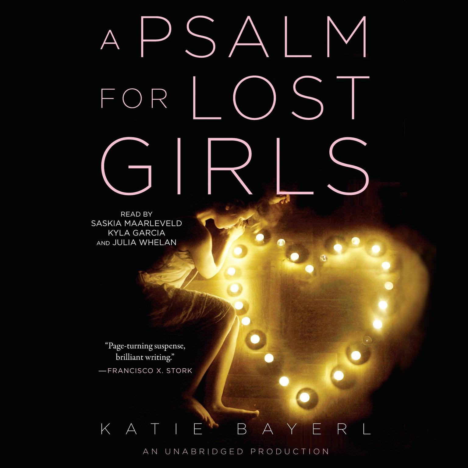 Printable A Psalm for Lost Girls Audiobook Cover Art