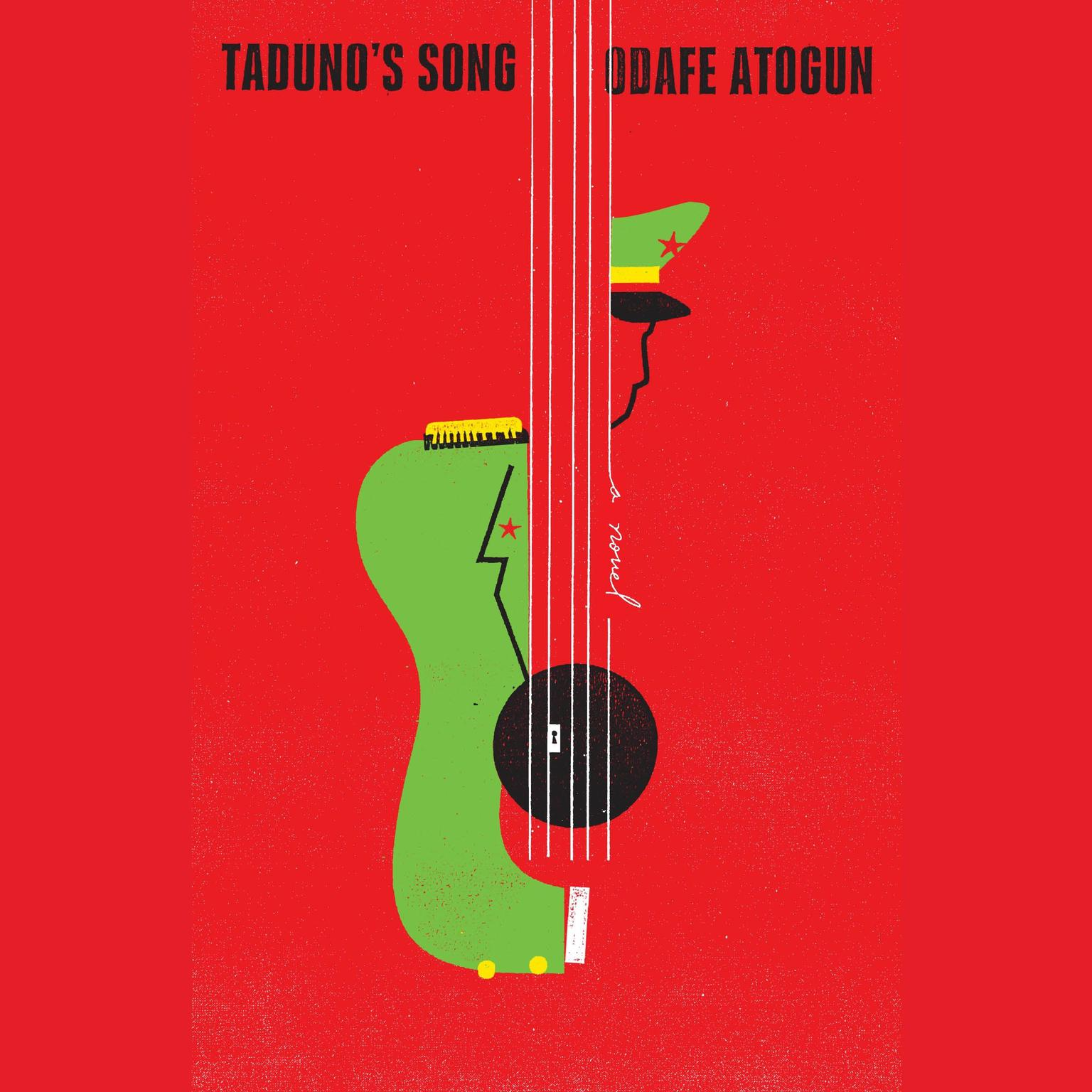 Printable Taduno's Song Audiobook Cover Art