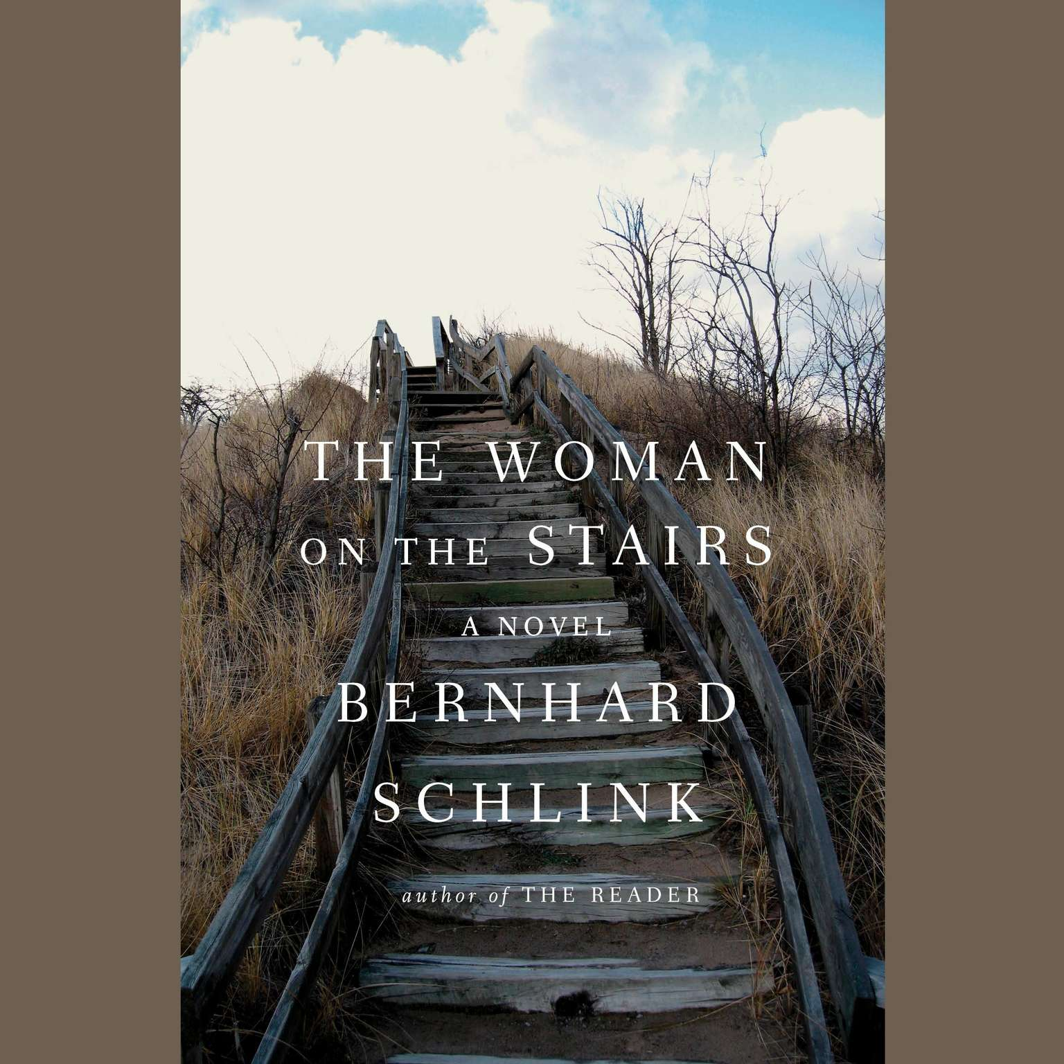 Printable The Woman on the Stairs: A Novel Audiobook Cover Art