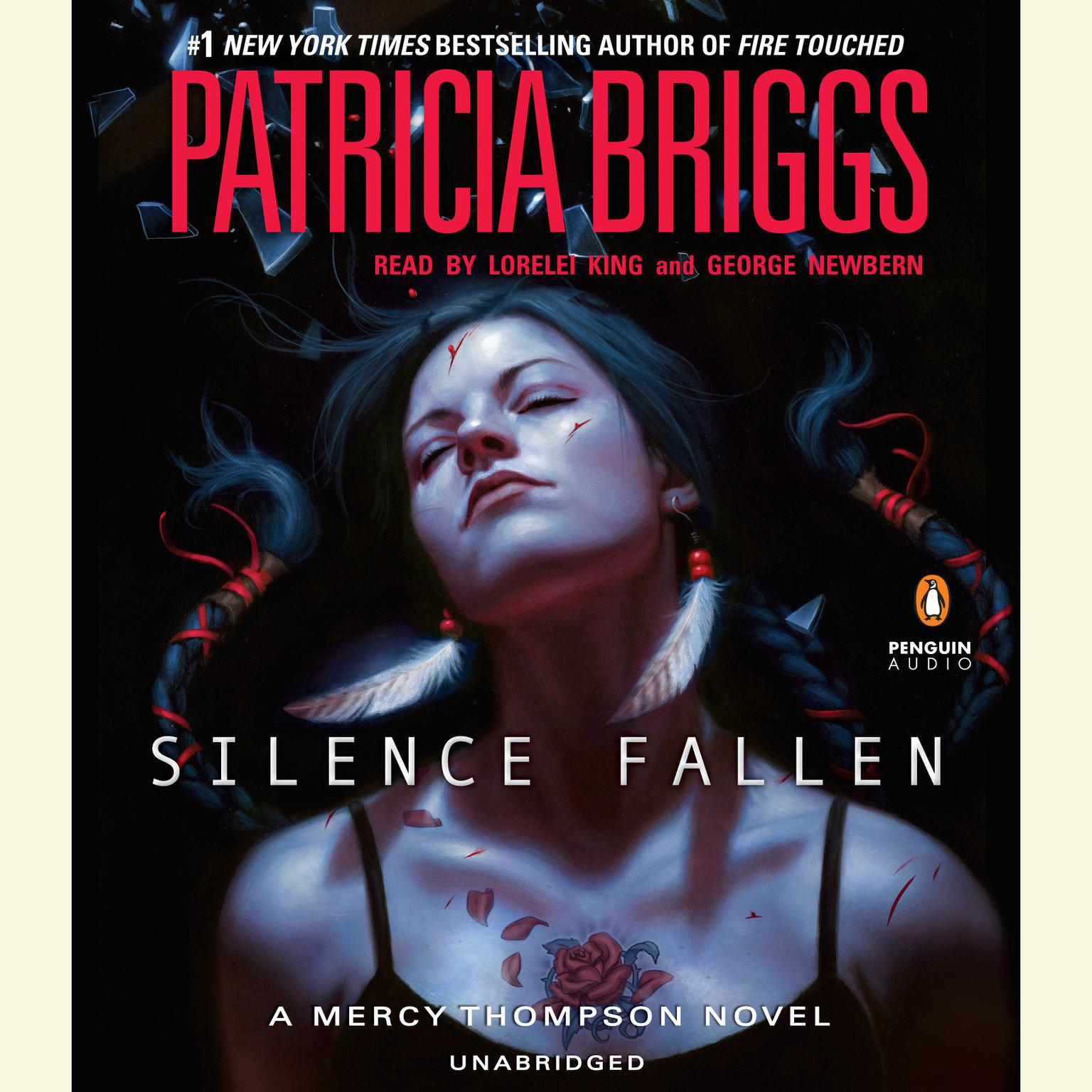 Printable Silence Fallen Audiobook Cover Art