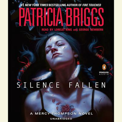 Silence Fallen Audiobook, by Patricia Briggs