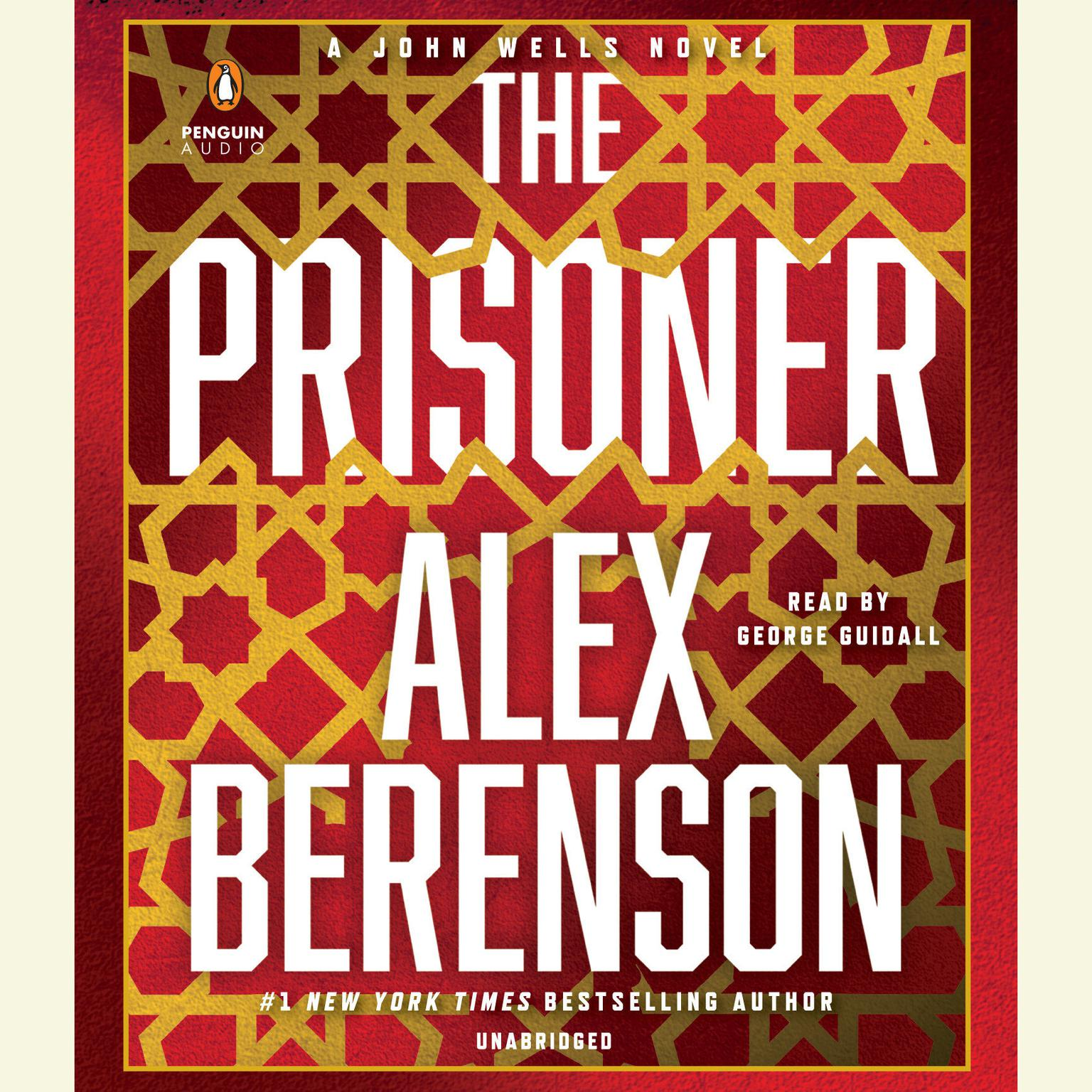 Printable The Prisoner Audiobook Cover Art