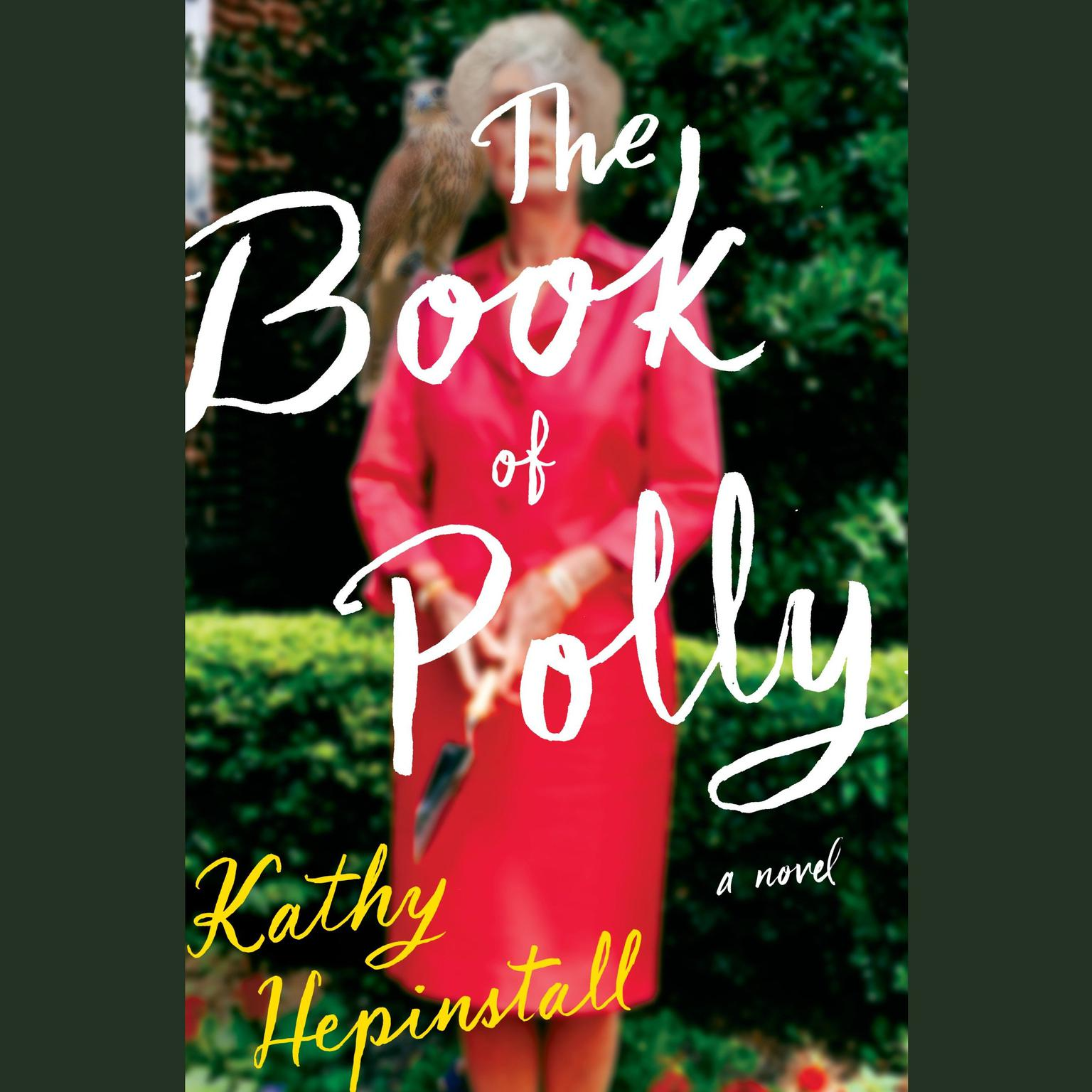 Printable The Book of Polly: A Novel Audiobook Cover Art