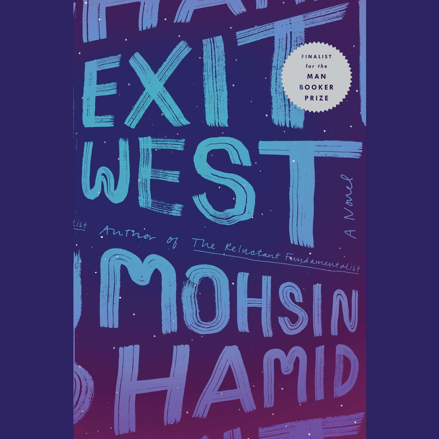 Printable Exit West Audiobook Cover Art
