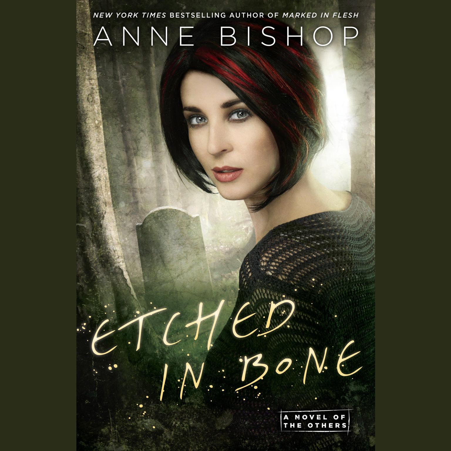 Printable Etched in Bone Audiobook Cover Art