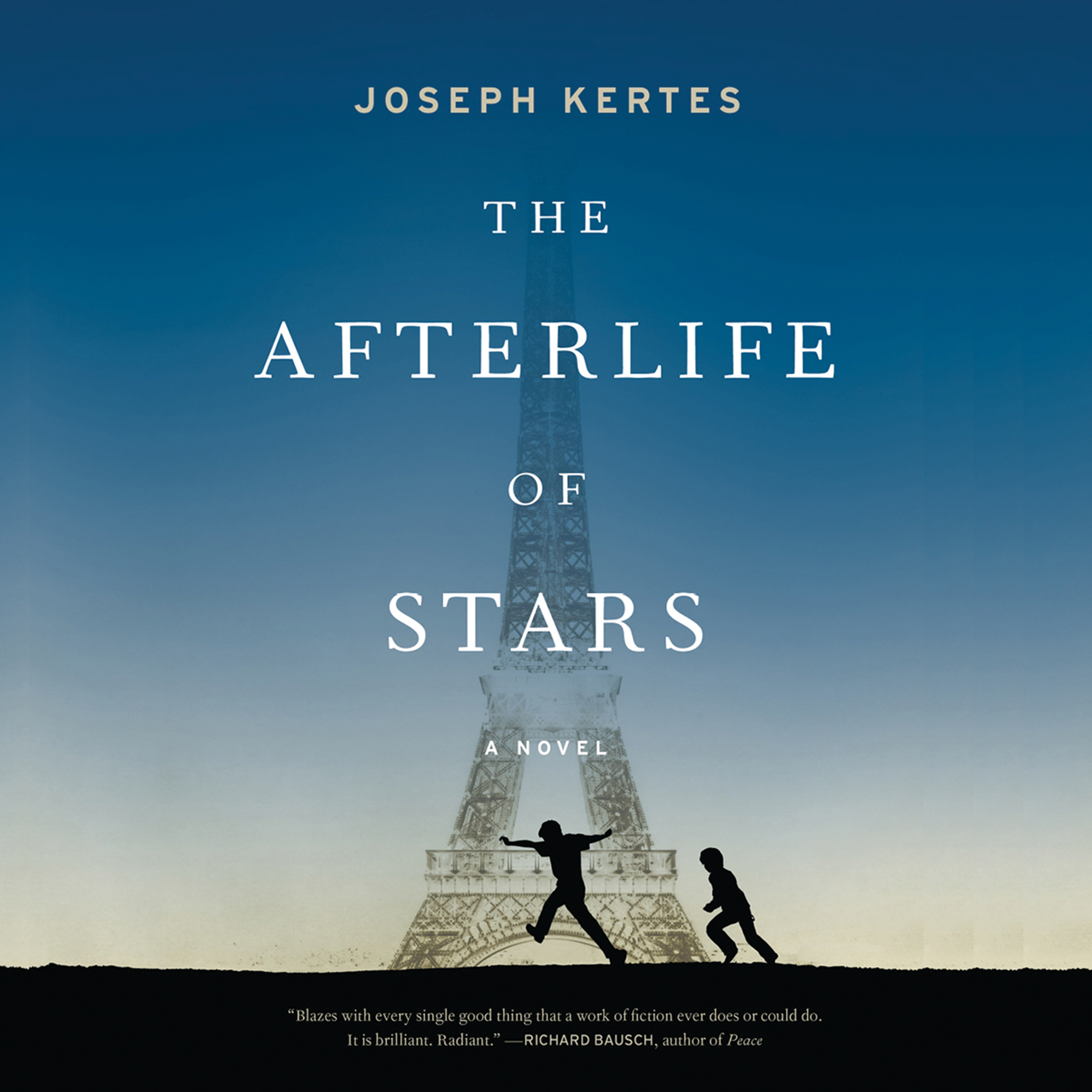 Printable The Afterlife of Stars Audiobook Cover Art