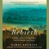 Rebirth: A Fable of Love, Forgiveness, and Following Your Heart Audiobook, by Kamal Ravikant
