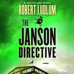 The Janson Directive Audiobook, by Robert Ludlum