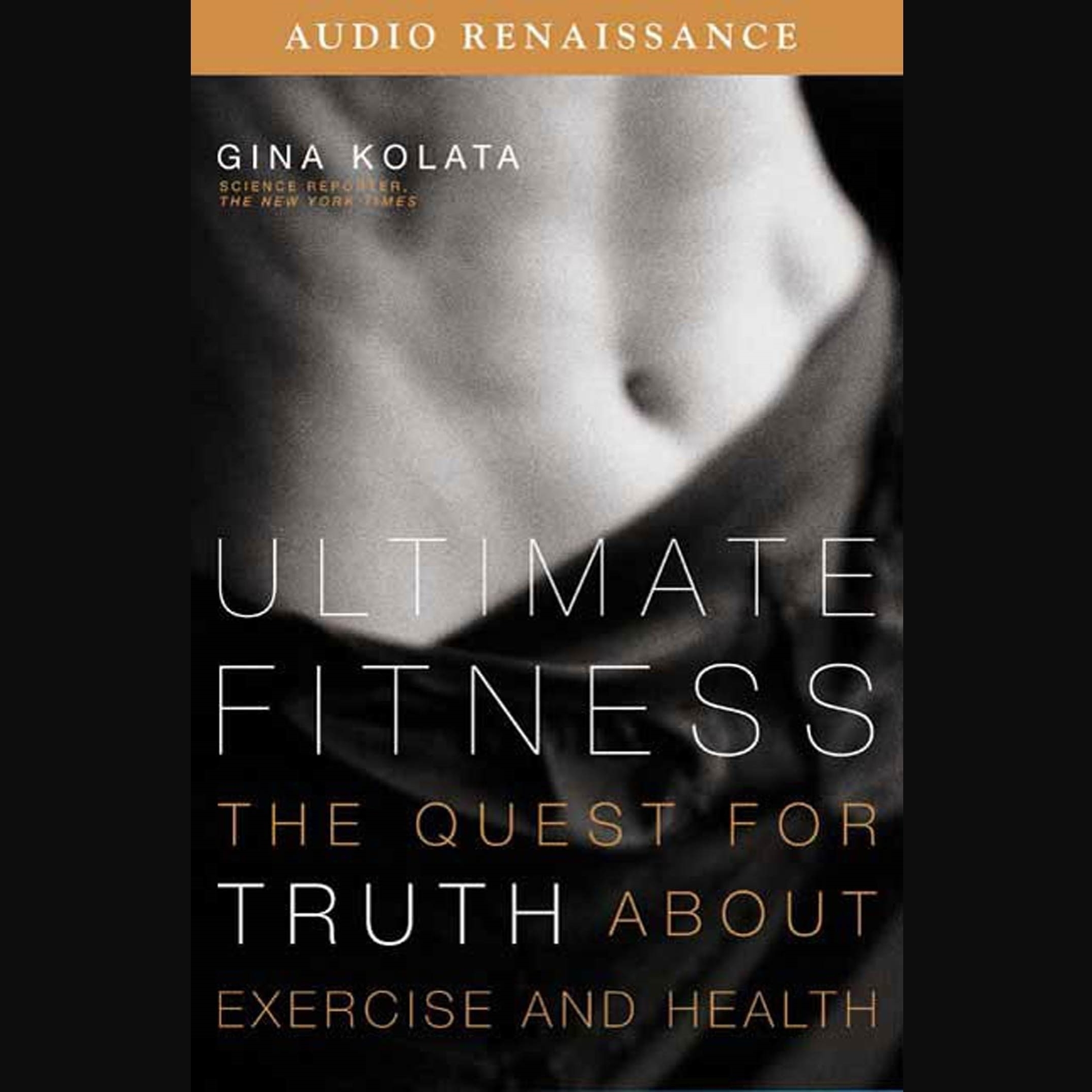 Printable Ultimate Fitness: The Quest for Truth about Health and Exercise Audiobook Cover Art