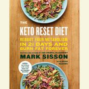 The Keto Reset Diet Audiobook, by Mark Sisson, Brad Kearns