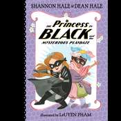 The Princess in Black and the Mysterious Playdate Audiobook, by Shannon Hale