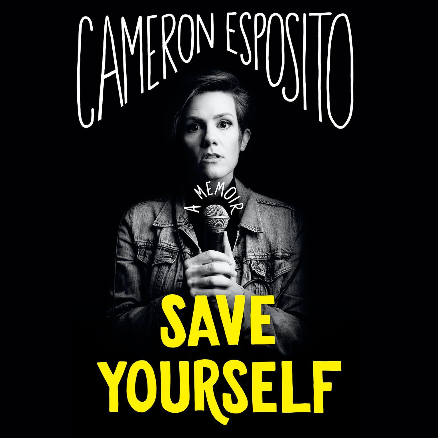 Printable Save Yourself: A Memoir Audiobook Cover Art
