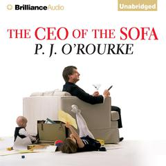 The CEO of the Sofa Audiobook, by Author Info Added Soon