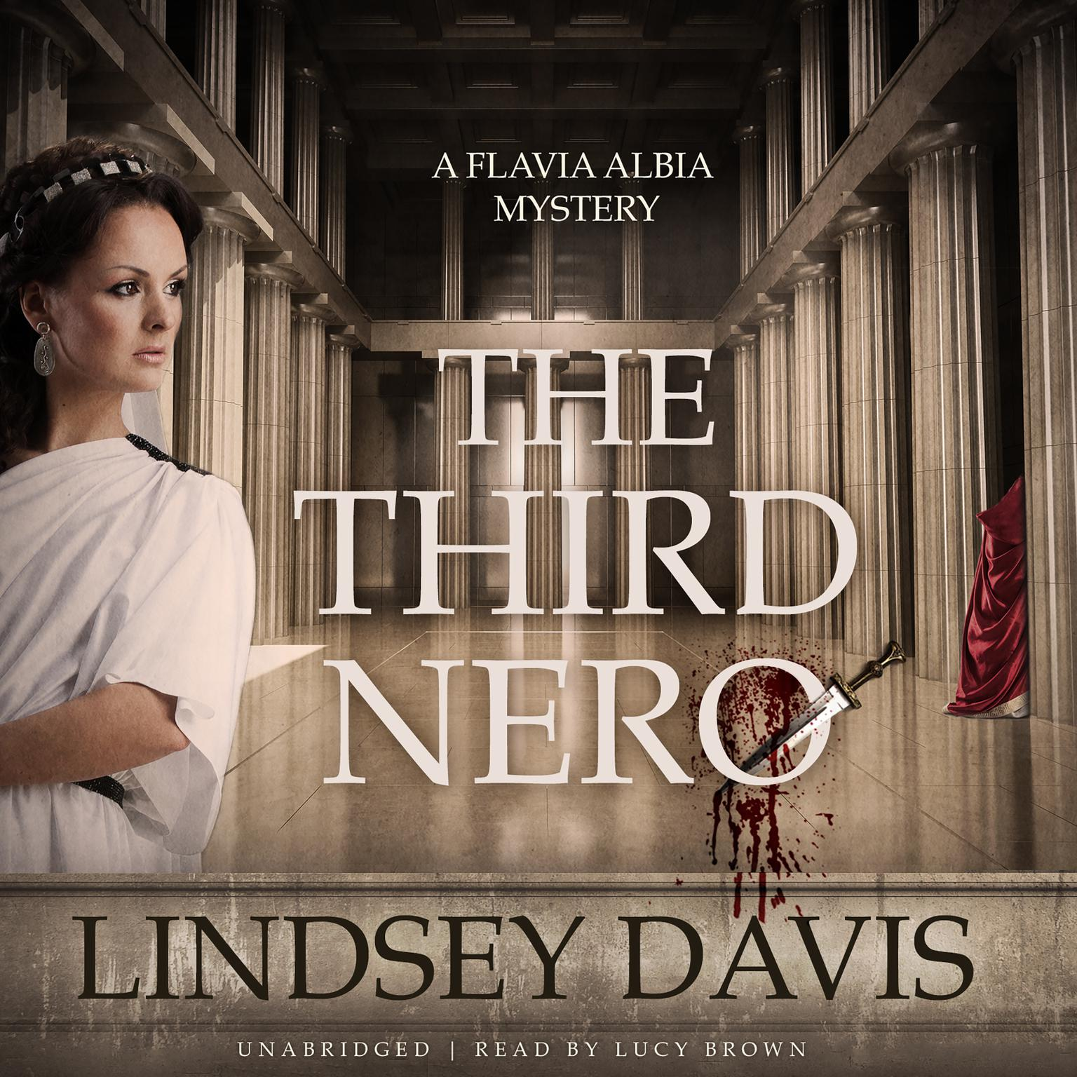 Printable The Third Nero Audiobook Cover Art