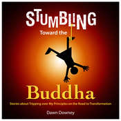 Stumbling toward the Buddha: Stories about Tripping over My Principles on the Road to Transformation Audiobook, by Dawn Downey