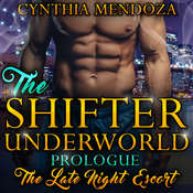 The Late Night Escort Audiobook, by Cynthia Mendoza