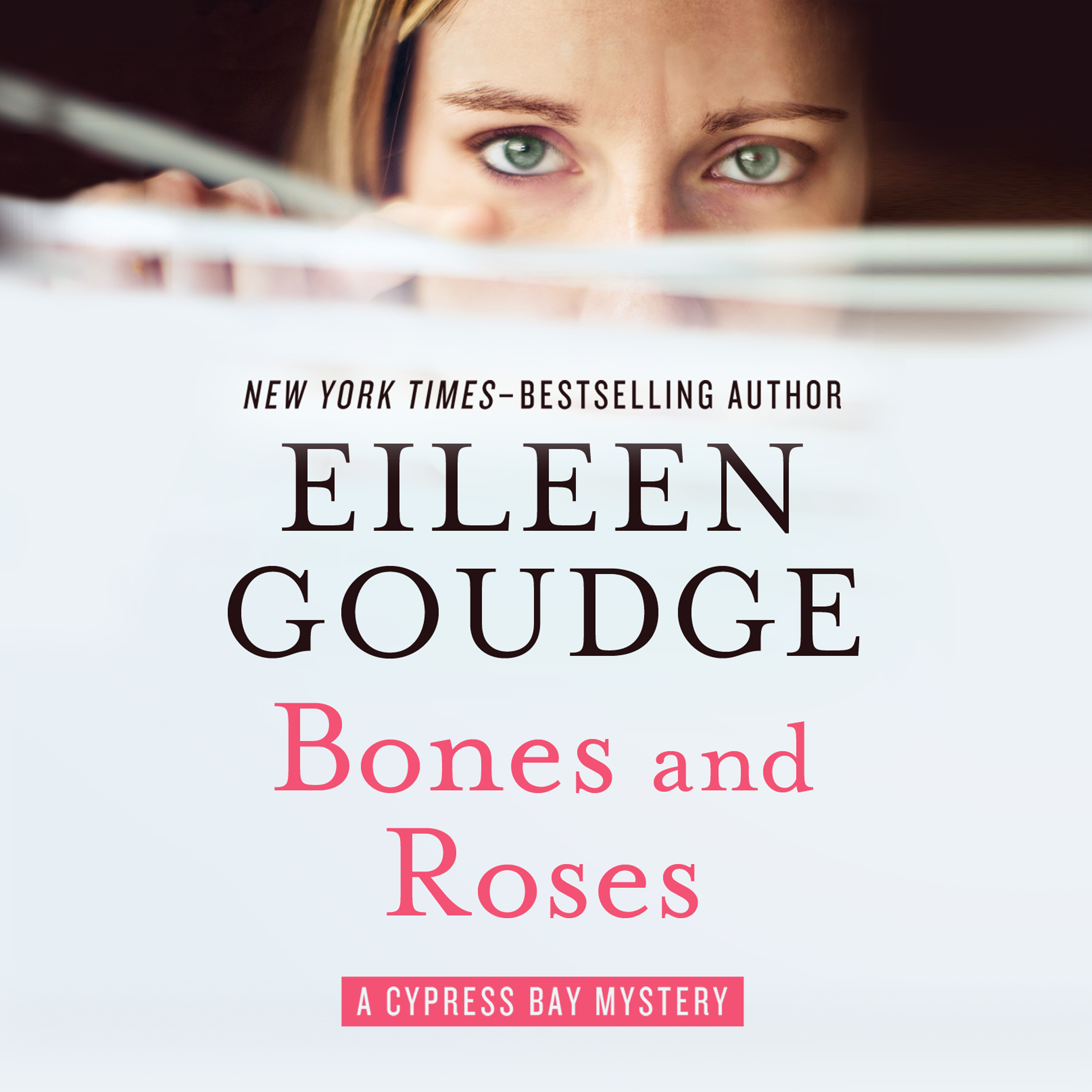 Printable Bones and Roses Audiobook Cover Art