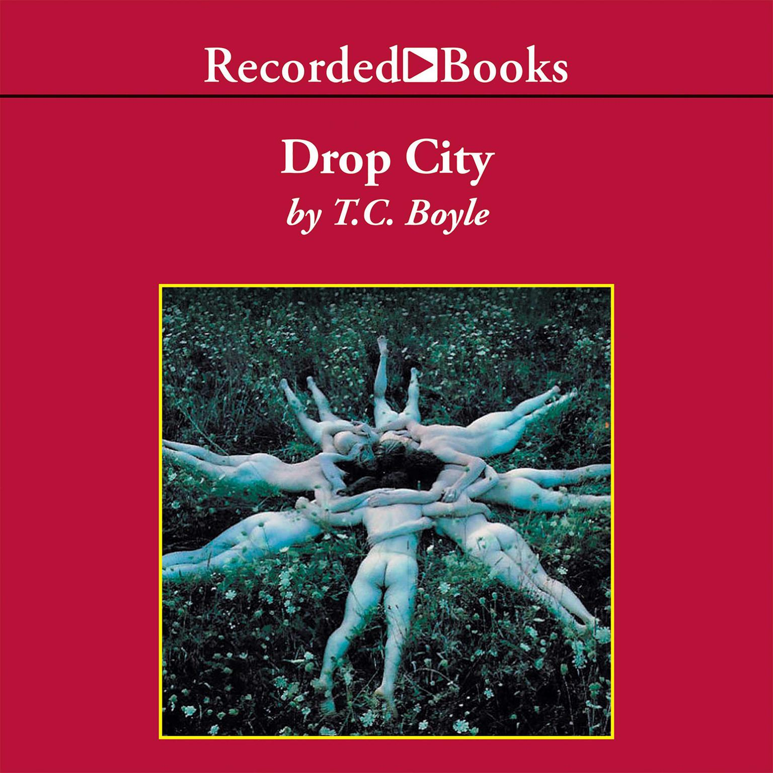 Printable Drop City Audiobook Cover Art